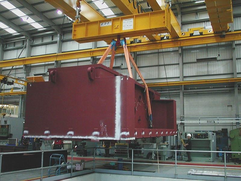 Heavy Engineering (Remote Crane Control)