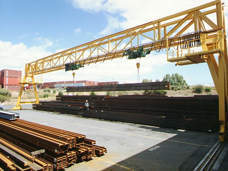 Australia Steel Fabricator (Remote Crane Control)