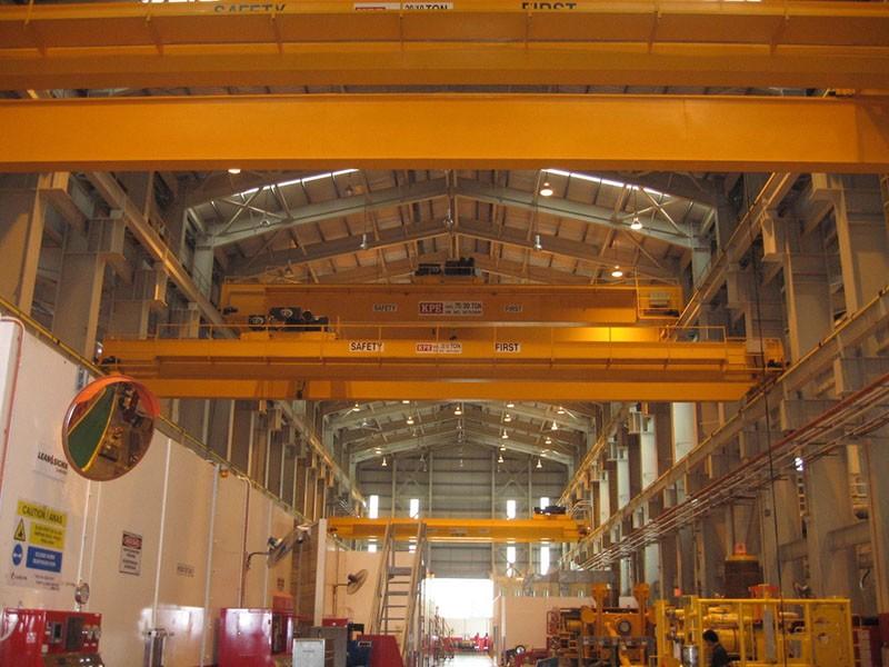 Off Shore Oil & Gas Subsea Component Manufacturer Malaysia (Vertical Crane Detection Scheme)