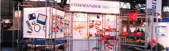 Exhibit at the NEC 1995