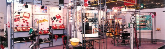 Exhibit at the NEC 1996